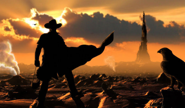 Gunslinger Crow The Dark Tower