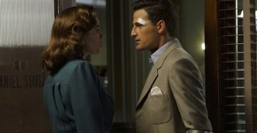 Hayley Atwell Enver Gjokaj Agent Carter The Edge of Mystery