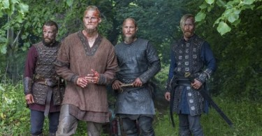 Jasper Paakkonen Alexander Ludwig Travis Fimmel Peter Franzen Vikings What Might Have Been