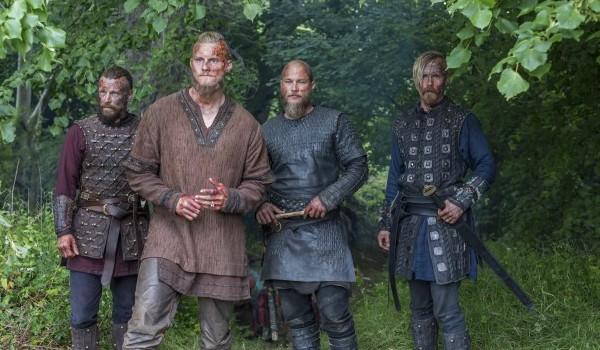 Jasper Paakkonen Alexander Ludwig Travis Fimmel Peter Franzen Vikings What Might Have Been