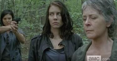 Lauren Cohan Melissa McBride The Walking Dead The Same Boat