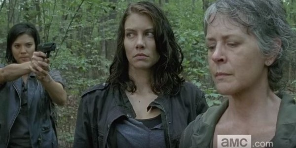 Lauren Cohan Melissa McBride The Walking Dead The Same Boat