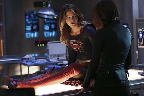 Melissa Benoist Chyler Leigh Better Angels Supergirl