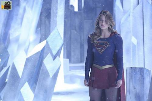Melissa Benoist Myriad Supergirl