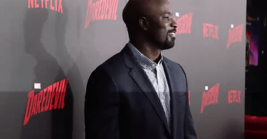 Mike Colter Daredevil Season Two NYC Premiere