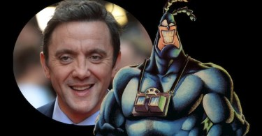 Peter Serafinowicz The Tick