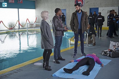 Rose McIver Malcolm Goodwin Rahul Kohli Reflections of What Liv Used To Be iZombie