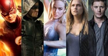 The Flash Arrow Legends of Tomorrow The 100 Supernatural