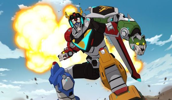Voltron: Legendary Defender First Look