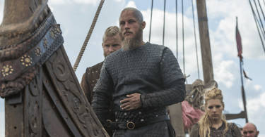 Alexander Ludwig Travis Fimmel Katheryn Winnick Vikings Death All 'Round