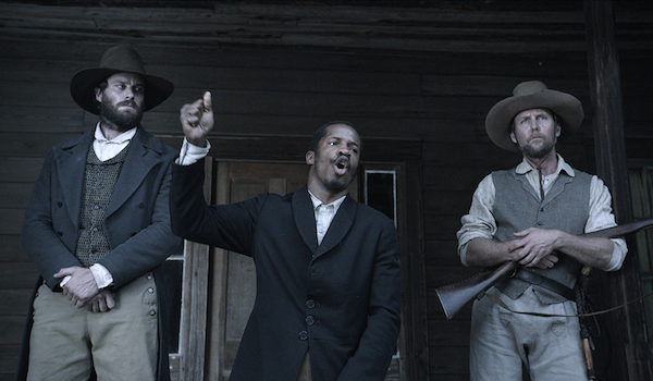 Armie Hammer Nate Parker The Birth of a Nation