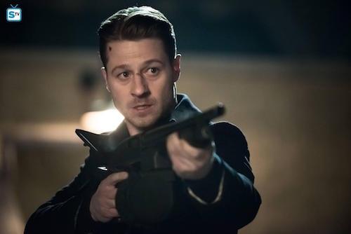 Ben McKenzie Azrael Gotham