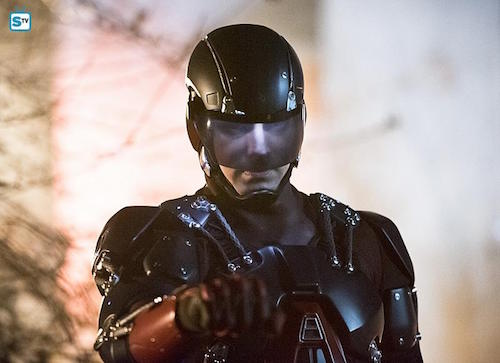 Brandon Routh Last Refuge Legends of Tomorrow