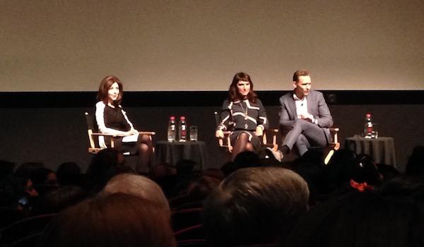 Caryn James Susanne Bier Tom Hiddleston The Night Manager Premiere