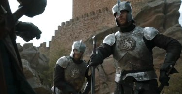 Eddie Eyre Luke Roberts Game of Thrones: Season 6