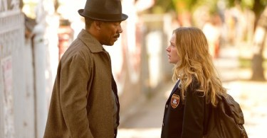 Eddie Murphy Britt Robertson Mr. Church