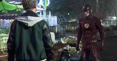 Haig Sutherland Grant Gustin Back to Normal The Flash
