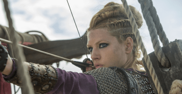 Katheryn Winnick Vikings Death All 'Round