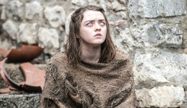 Maisie Williams Game of Thrones Season 6