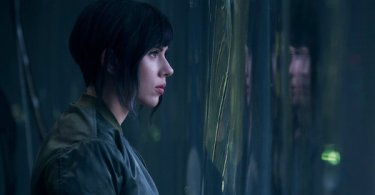 Scarlett Johansson Ghost in the Shell