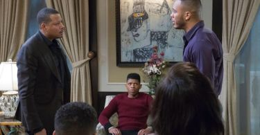 Terrence Howard Trai Byers Bryshere Y. Gray Empire The Tameness of a Wolf