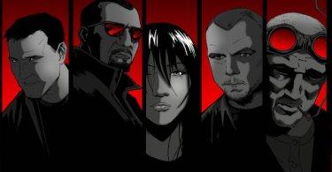 The Boys Comics