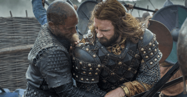 Travis Fimmel Clive Standen Vikings The Last Ship