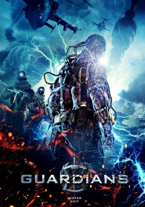Guardians Zashchitniki movie poster