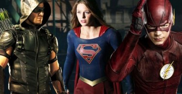 Arrow Supergirl The Flash