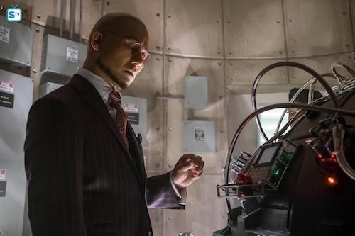 BD Wong Transference Gotham