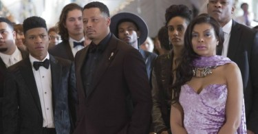 Bryshere Y. Gray Terrence Howard Taraji P. Henson Empire Past Is Prologue
