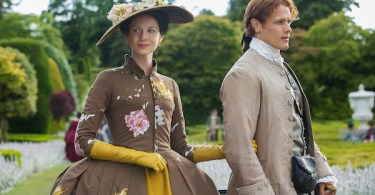 Caitriona Balfe Sam Heughan Outlander Untimely Resurrections