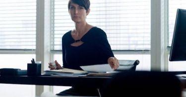 Carrie-Ann Moss Jeri Hogarth