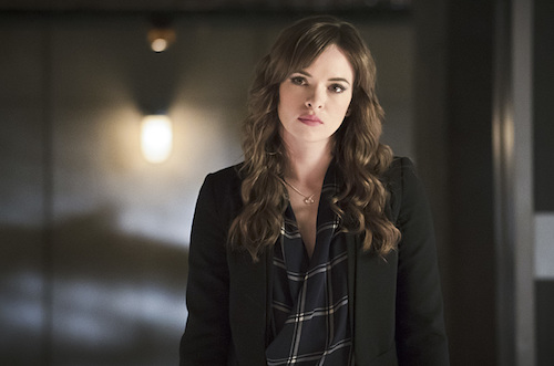 Danielle Panabaker The Race of His Life The Flash