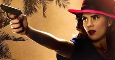 Hayley Attwell Agent Carter Season Two