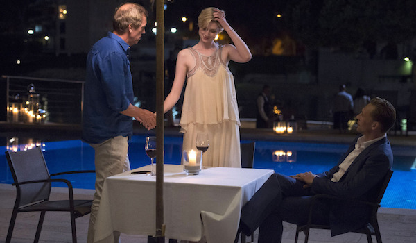 Hugh Laurie Elizabeth Debnicki Tom Hiddleston The Night Manager Episode 4