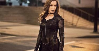 Katie Cassidy Invincible The Flash