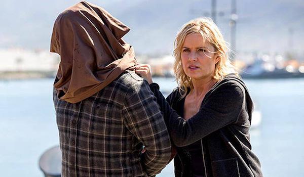 Kim Dickens Fear The Walking Dead Captive