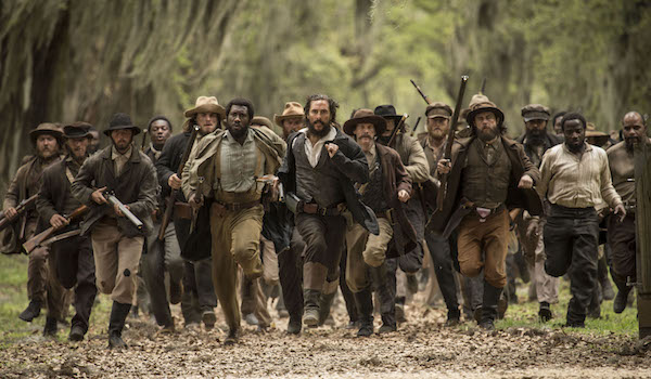 Matthew McConaughey Mahershala Ali Free State of Jones