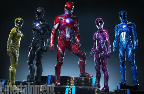 Power Rangers Suits Uniforms