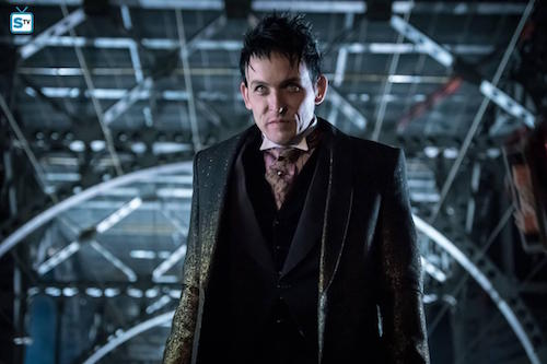 Robin Lord Taylor Transference Gotham