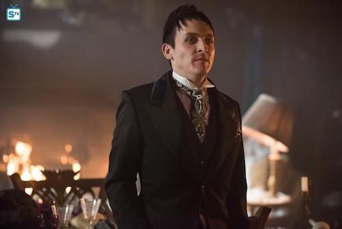 Robin Lord Taylor Unleashed Gotham