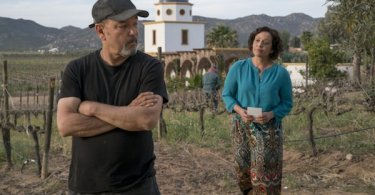 Ruben Blades Marlene Forte Fear The Walking Dead Sicut Cervus