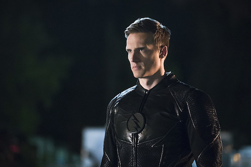 Teddy Sears The Race of His Life The Flash