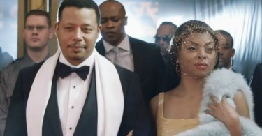 Terrence Howard Taraji P. Henson Empire Rise by Sin