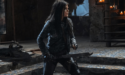 Marie Avgeropoulos The 100 Perverse Instantiation Part Two