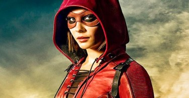 Willa Holland Arrow