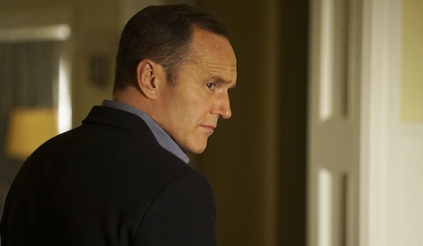 Clark Gregg Phil Coulson Agents of SHIELD Season Three