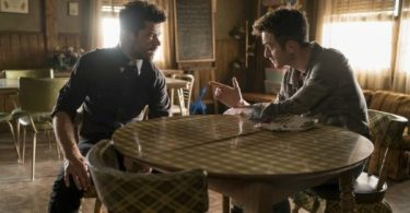 Dominic Cooper Joseph Gilgun Preacher The Possibilities