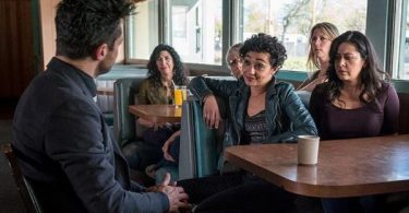 Dominic Cooper Preacher Ruth Negga South Will Rise Again